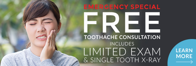 free toothache consultation