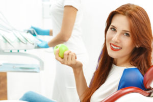 Your dentist in Casper provides comprehensive dental care.
